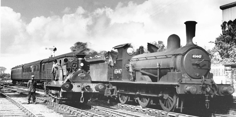Leiston Works Railway
